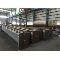 China H Steel Beam Galvanised I Beam Steel Structure Building Material for sale