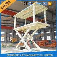 Quality Small home lift ever eternal car lift used car lifts , automated car parking system for sale
