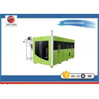 Quality 1500BPH Plastic Bottle Making Machine , Injection Blow Molding Machine 3 Cavity for sale