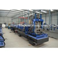 Color Steel Plate C Z Purlin Roll Forming Machine Cold Roll Forming Equipment for sale