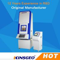 Quality 12v 17ah 3.8KW Pneumatic Clamping Li Ion Battery Tester / Battery Crush Tester for sale
