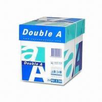 Quality Office/Copy Paper, Made of 100% Wood Pulp, Available in Various Sizes for sale