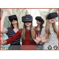 Buy cheap Experience Virtual Reality Simulator Of Oculus Rift Virtual Reality from wholesalers