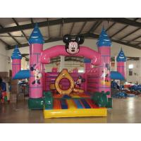 Quality Micky mouse Inflatable bouncer for sale for sale