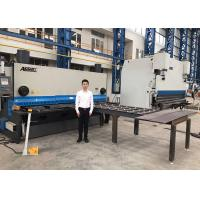 Quality Guillotine Shear Hydraulic Metal Sheet Cutting Machine for sale