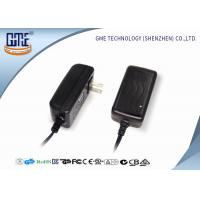 Buy EN60065 AV Wall Mount Power Adapter 5V 4A , AC DC Switching power adapter at wholesale prices
