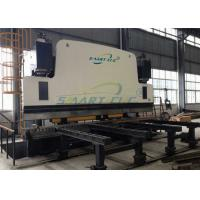 China Torsion Bar Synchronous NC Hydraulic Press Brake Machine With DA41S Controller on sale