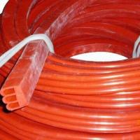 Buy Food Silicone Stripe with Smooth Surface, Heat-resistant and Customized Designs at wholesale prices