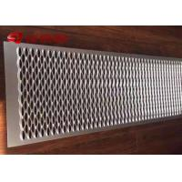 Quality Heavy Duty Grip Strut Safety Grating Non - Serrated Surface Slip Resistance for sale