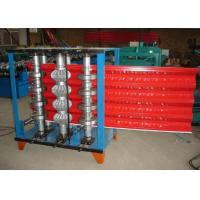 Buy Horizontal and Vertical Accessory Equipment Roof Sheet Curving Machine Corrugated IBR Profile at wholesale prices
