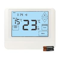 Buy cheap Heat Pump 24V Adjustable Programmable WiFi Gas / Electric Room Digital from wholesalers
