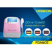 Quality E- Light IPL Radio Frequency Machines for Face Hair Removal / Breast Beautifying for sale