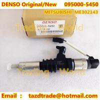 Quality DENSO Original /New Injector 095000-5450/095000-545#/ /ME302143 for Mitsubishi 6M60 for sale