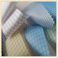 Quality Dustfree Cleanroom Antistatic Fabric/ Polyester Fabric for sale