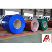 PPGI Steel Strips , pre painted coil Zinc coating for residential precast unit