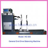 Quality Industrial Centrifugal Fan Balancer Balancing Machine for Water Drop Hammer Mill for sale