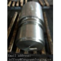 Quality 18CrNiMo7-6 Hot Rolled Forged Shaft For Gear Box Wind Power  Mining Machinery for sale