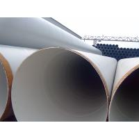 Quality Round Spiral Welded Steel Pipe,  BS EN10296 for sale