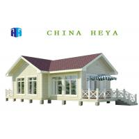 China Sandwich Panel Modern Prefabricated Houses With Advanced Aluminum Alloy Windows on sale