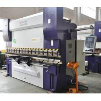 Quality metal blue factory hydraulic cnc bending machine for sale