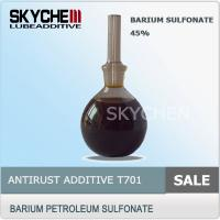 China T701 barium petroleum sulphonate  Anti-rust lubricant additive and engine oil additive on sale