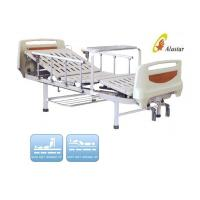 Buy Medical Hospital Beds Two Crank With Aluminium Railing For Hospital Beds ( ALS-M213) at wholesale prices