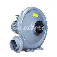 Quality CX-100A 1500W 1200m3/h circular inlet and outlet pipe easy connect industrial centrifugal blower ventilation fan for sale