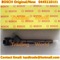 Quality BOSCH Original Injector 0445110101/0445110064 / 33800-27000/3380027000 / 3380027010 for sale