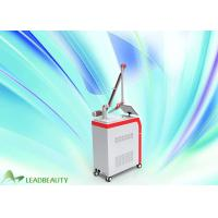 China FDA approved  Q-switch Nd Yag laser for tattoo removal / skin whitening for salon use for sale