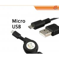 Quality Multifunction mini 4 in 1 Retractable USB Cables, charging and data transmission Cable for sale