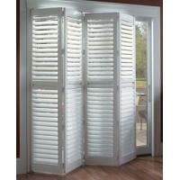 Quality Louver Shutter French Door for sale