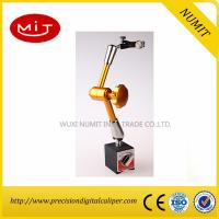 Quality Yellow / Gold Hydraulic Indicator Magnetic Base Stand 80KGF Model YW -9A with Universal Arm for sale