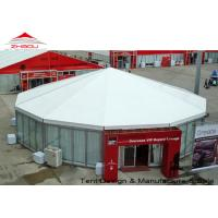 Buy cheap Customized Multi Sides PVC Roof Tent For Outdoor Events And Parties from wholesalers