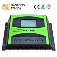 Quality 30A PWM Solar Charge Controller Smart LCD 12V/24V Auto Charge controller ZUNAU CY2430 for sale