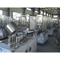 Quality pop can filling machine for sale