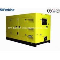 Quality 350KVA Perkins Silent Generator With ECM Control System 2206A-E13TAG2 for sale