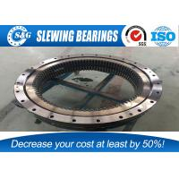 China Anti Friction Metal Lazy Susan Turntable Rings And Bearings For Excavators on sale