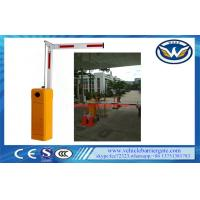 China High Accurate Traffic Barrier Gate Fold Arm 120 Watt For Underground Parking System on sale