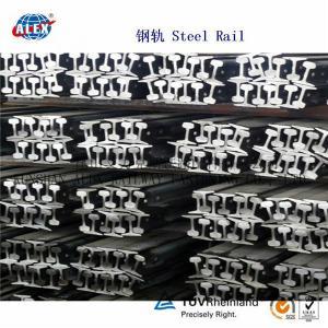 Quality Qu80 Steel Rail Crane Rail U71mn for sale