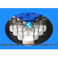 Buy Polypeptide Raw White Powder CJC-1295 2mg/Vial for Fat Burning at wholesale prices