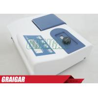 Quality Professional 722 Visible Lab Spectrophotometer 330nm - 1000nm with LCD Display for sale