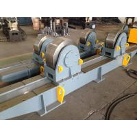 Quality 500 Ton Heavy Weight welding turning rolls Bolt Adjustment for sale