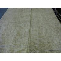 Quality Sliced Cut Natural Ash Burl Wood Veneer Sheet for sale