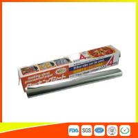 Quality Heat Resistant Household Aluminium Sheet Roll For Food Packing With FDA SGS Certificate for sale