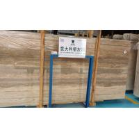 Silver Grey Travertine  ,  Imported marble  slab with best quality for sale