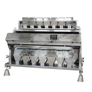 China Color Sorter For Salt  Stainless Steel Framework Salt Color Sorting Machine on sale