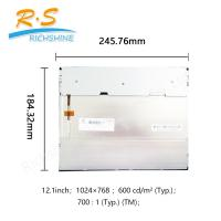 "Buy cheap CMO Industrial LCD Screen , LCD Panel Screen Display For 12.1"" Chimei CCFL from wholesalers"