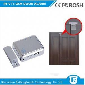 Quality Reachfar rf-v13 cheap mini gsm magnetic wireless refrigerator door sensor alarm tracker for sale