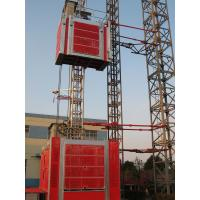 Quality Durable VFD Rack And Pinion Hoists With 0 - 63m / min Speed FC Control for sale