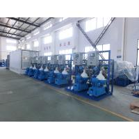 Quality 3000 - 9000 L/H Automatic PLC Centrifugal Oil Separator For HFO Power Plant for sale
